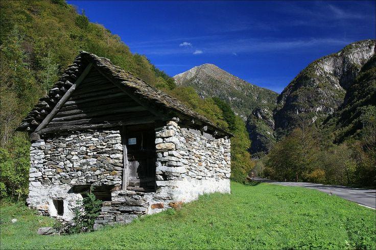 Valle Maggia - Canton Ticino - Switzerland