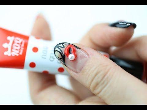 663 best nail art videos 1 images on pinterest nail art videos 59 lips nail art prinsesfo Gallery