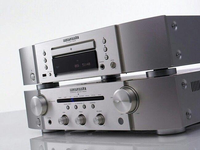 Marantz PM6005 and CD6005