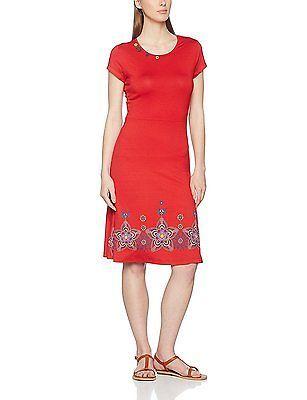 12, Red, Joe Browns Women's Simply Stylish Dress NEW