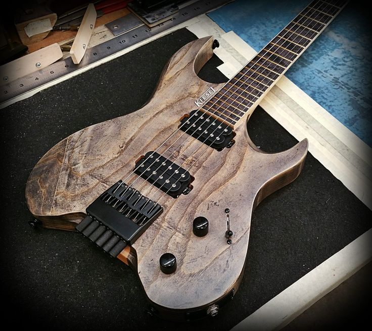 how to order a kiesel guitar