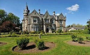 another gorgeous castle-house