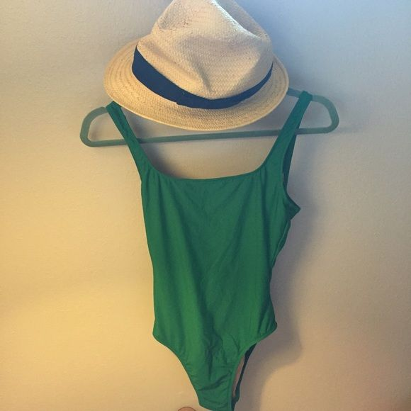 "❇️ JCrew one piece swimsuit NWOT ❇️ Brand new never worn Kelly green one piece swimsuit! So classic & beautiful-  I took the tags off as well as the protective liner  bc I wanted to wear it but then  chose another bikini in my bag.   UGH.  So it's basically brand. Spanking. New. ❇️ note* this swimsuit says its for a 'long torso' but I'm 5'3"" and when I tried it on it fit just fine!! J. Crew Swim One Pieces"