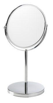 Dubbelsidig spegel MEDLE H35cm stål