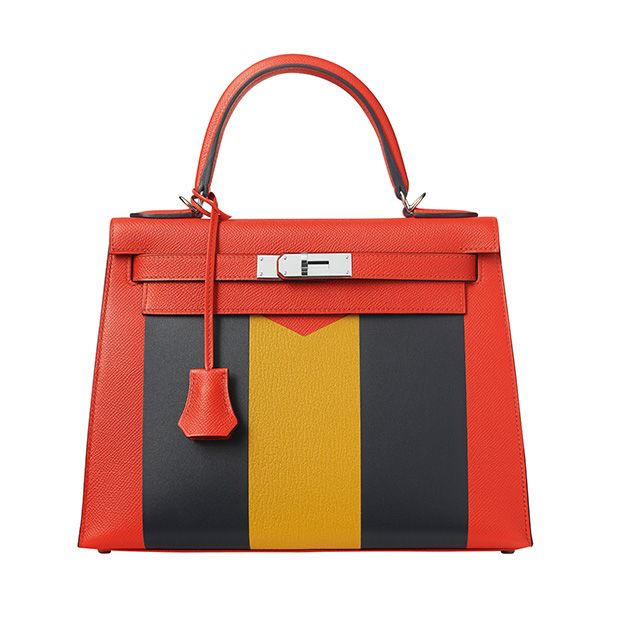 Kelly Sellier 28 bag Kellygraphie version  27be781a0e27c