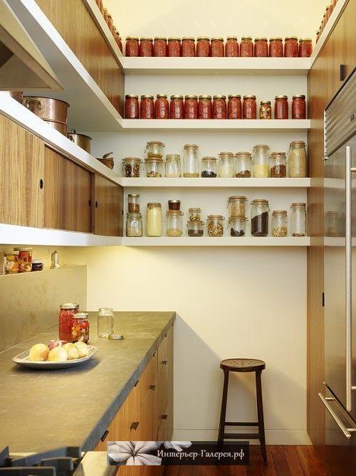 Идеи интерьера маленькой кухни
