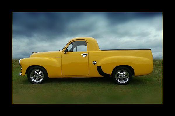 FJ Holden Utility Artwork For Sale