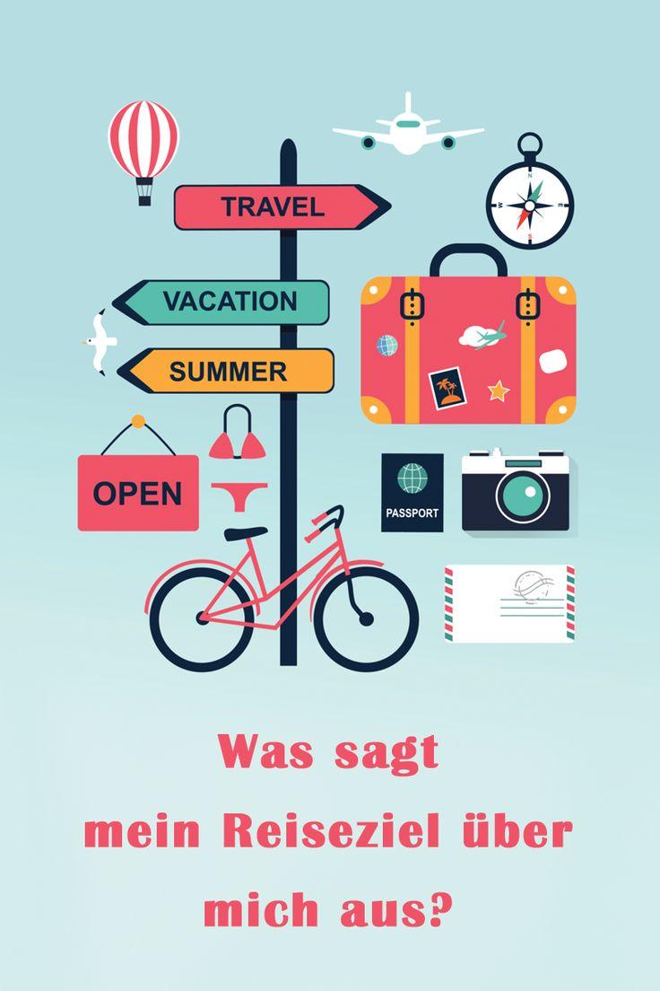 Wie man vom Urlaub auf den Charakter schließen kann