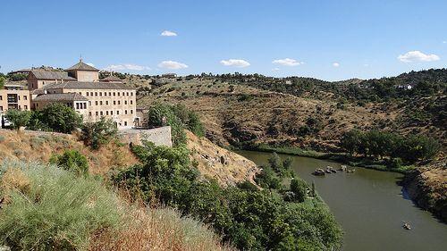 Paisaje de Toledo en mi Euroviaje