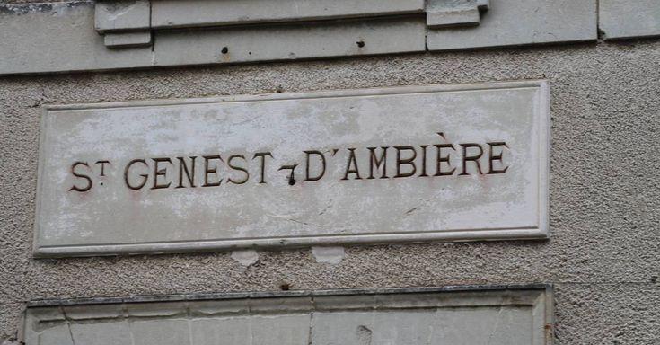 Étape 8 : Entrée en Gare de Saint-Genest-d'Ambière