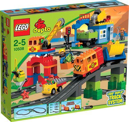 LEGO® DUPLO® Eisenbahn Super Set » LEGO - Jetzt online kaufen   windeln.de