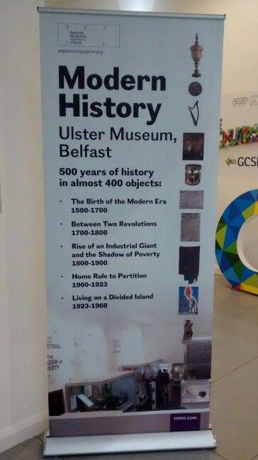 Modern Ulster Museum, Belfast/ UK 01/2017