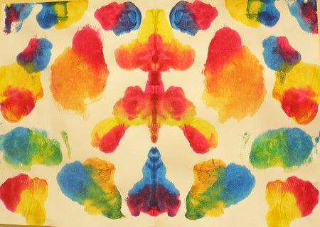 Ecole maternelle Barbier - Grands : le mélange des couleurs