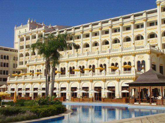 Mardan Palace – Antalya, Turkey