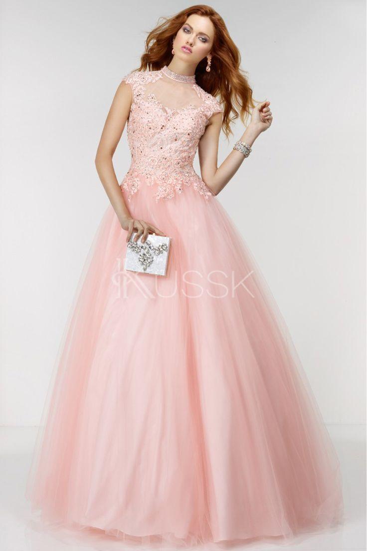 32 besten Ballkleider/prom dresses Bilder auf Pinterest | Wolle, Ich ...