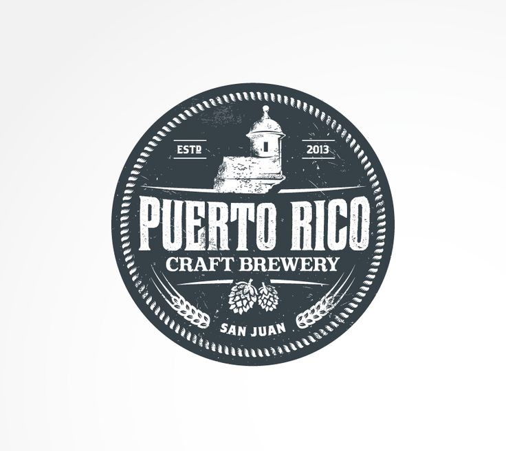Brewery Logo Graphic Design