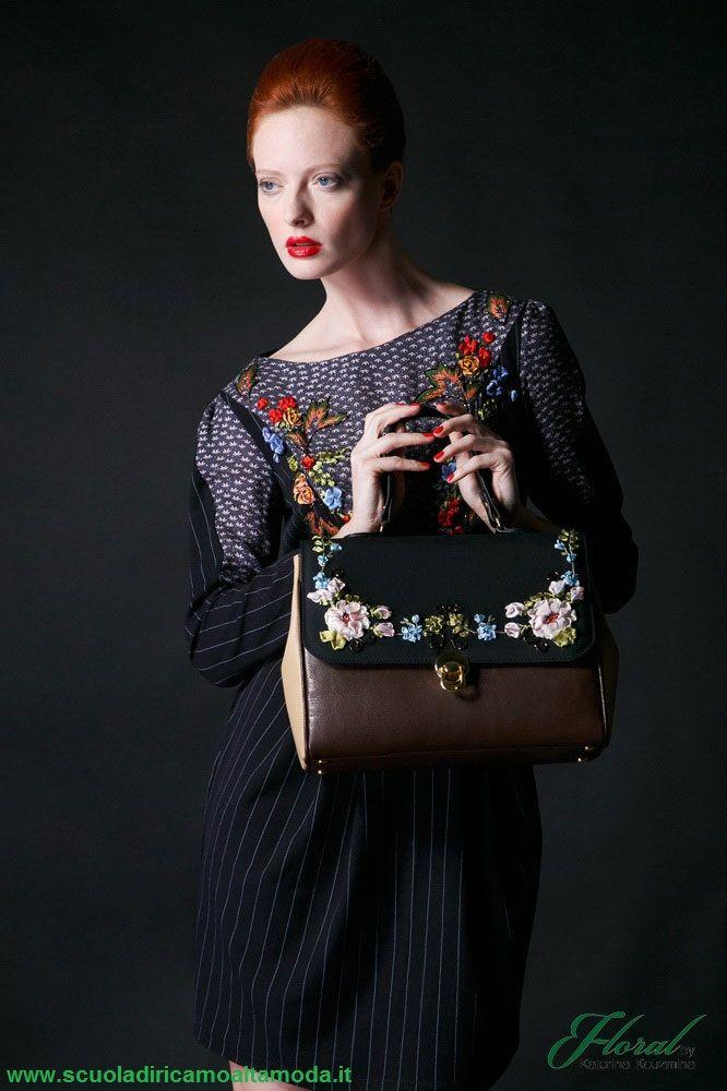 17 migliori immagini su embroidered by katerina kouzmina for Scuola della moda