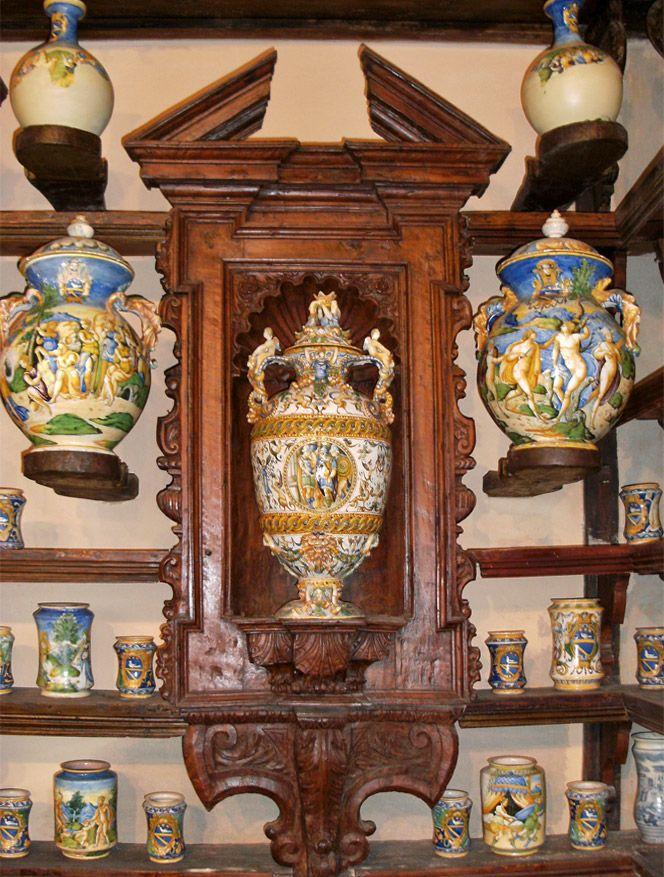 Antica Farmacia di Roccavaldina, Sicilia