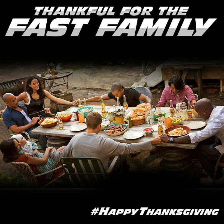 Fast snd furious family