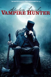 #149.  Abraham Lincoln: Vampire Hunter, December, 2013.  While still a boy, Abraham Lincoln loses his mother to a vampire's bite. He vows revenge, but fails in the attempt, narrowly escaping with his life. He is rescued by Henry Sturges, a charismatic vampire hunter who instructs Abe in the art of dispatching bloodsuckers. Abe continues his fight against the undead well into adulthood and his presidency, making a last stand against the ultimate vampire foe on the eve of the Gettysburg…