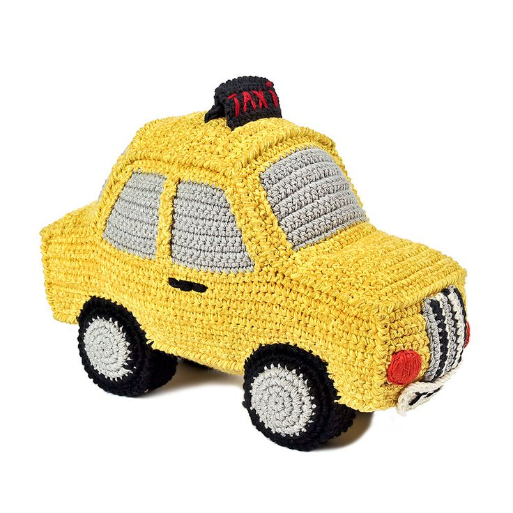 Discover the Anne-Claire Petit Crochet Taxi at Amara