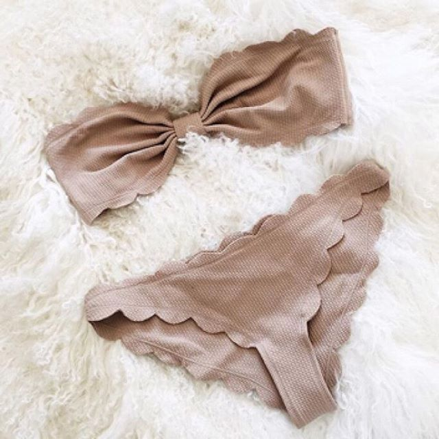 Our sandy sand #antibesbikini by @couldihavethat