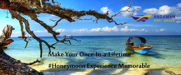 Make Your Once-In-a-Lifetime #Honeymoon Experience Memorable!!! We specialize in organizing honeymoon tour for couples in summer. Visit http://www.andamanferryservice.com/ for more details Call now (+66)81-599-1936  #Andamanislands #Ferryservice #Transportservice #Summerholiday