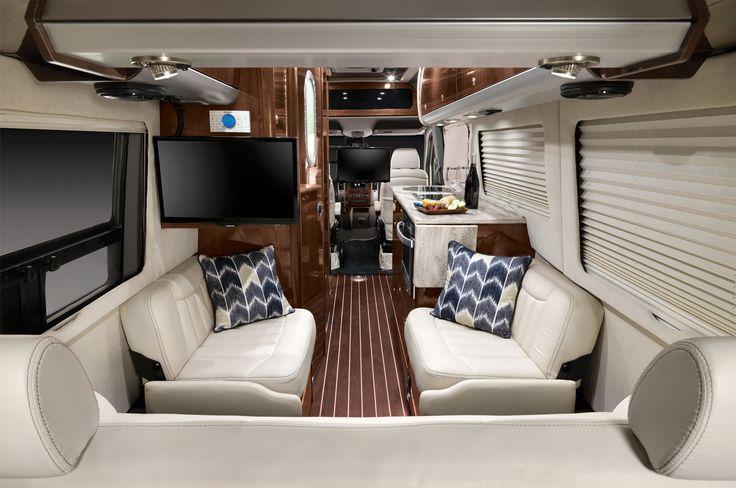 sprinter airstream interstate | 2015 Airstream Interstate Grand Tour Interior