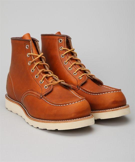 Köp Red Wing Shoes Classic Moc 875 hos Lester Skor online. Vi erbjuder Red Wing Shoes Classic Moc 875 och utvalda märkesskor. Lester…