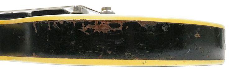 G.E. Smith's 1960 Gibson Les Paul Custom Black Beauty