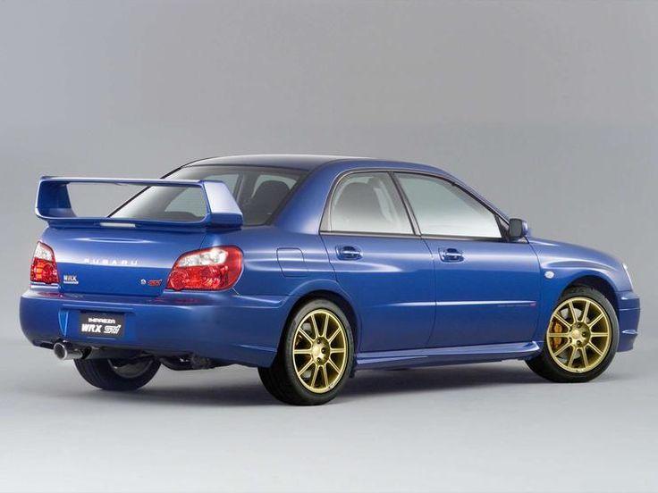 Subaru WRX STI 2004-2005
