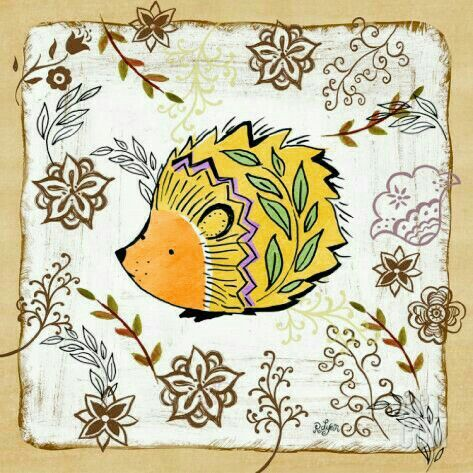 ~Hedgehog Art~