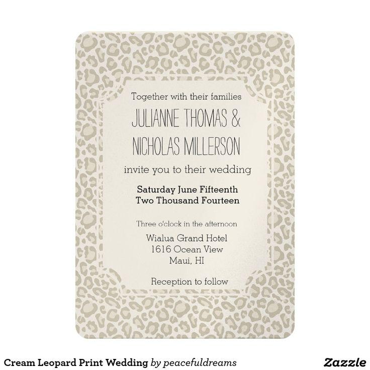 28 best Wedding invitations images on Pinterest | Invitations ...