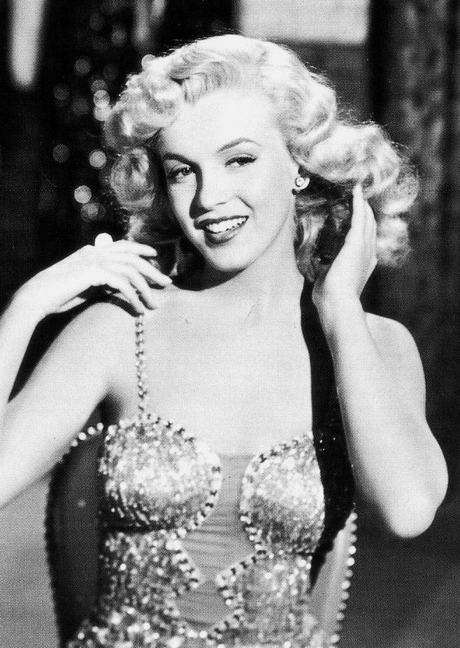 Marilyn Monroe was considered one of the most beautiful women of her time. She was a size 10, funny how times are so different...