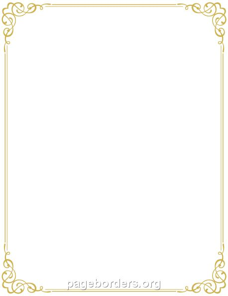 Printable formal border featuring an ornate line border. Use the border in Microsoft Word or other programs for creating flyers, invitations, and other printables. Free GIF, JPG, PDF, and PNG downloads at  http://pageborders.org/download/formal-border/