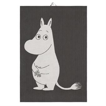 The adorable Big Moomin tea towel comes from the Swedish brand Ekelund Linneväveri. This tea towel is made from high quality cotton and has a cute image of the Moomintroll. This tea towel is both a practical and stylish detail for the home and makes a perfect gift for loved ones.