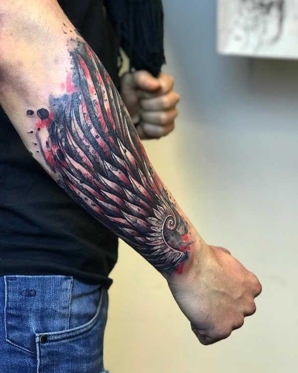 Ali Significato Idee E Foto Tatuaggi Tatuaggio Ali E Idee Per