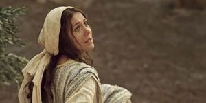 """Watch and share a short video depicting Luke 1:26-38 in the Bible, """"An Angel                 Foretells Christ's Birth to Mary."""" Also see related text and photos."""