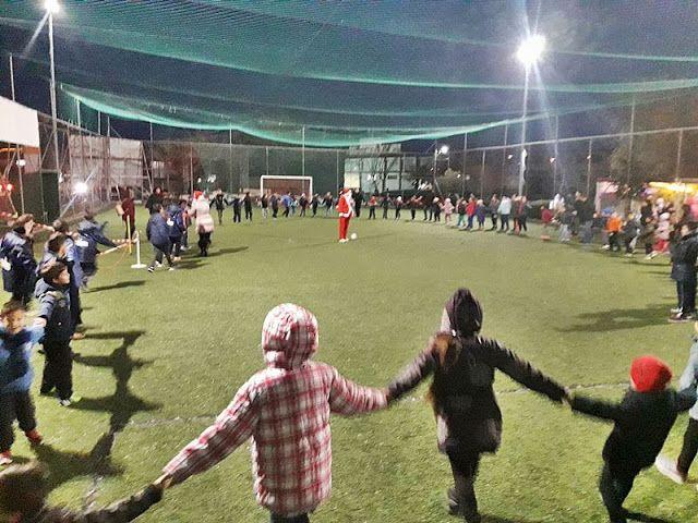 ΓΝΩΜΗ ΚΙΛΚΙΣ ΠΑΙΟΝΙΑΣ: Μεγάλη ποδοσφαιρική Χριστουγεννιάτικη γιορτή στο Α...