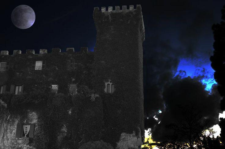 Castello Guglielmi. Photo F. Manzoni