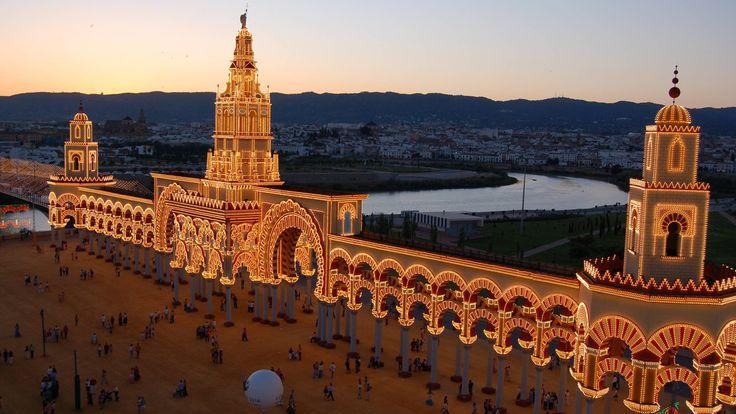 Мескита — мечеть-собор в Кордове, одно из чудес света