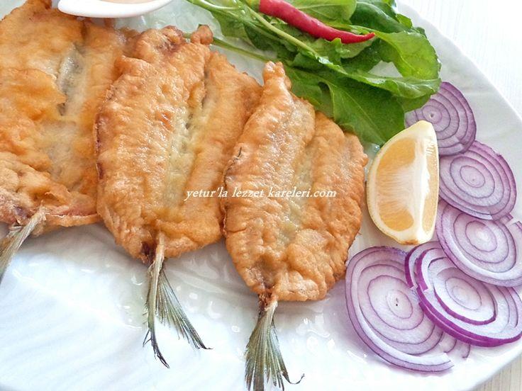 yetur'la lezzet kareleri: alaçatı usulü balık