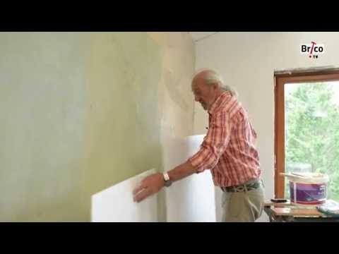 Poser de l'isolant mince - Bricolage avec Robert - YouTube