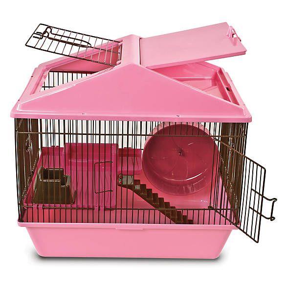 Critter Ware Animal House Hamster Habitat Hamster Habitat
