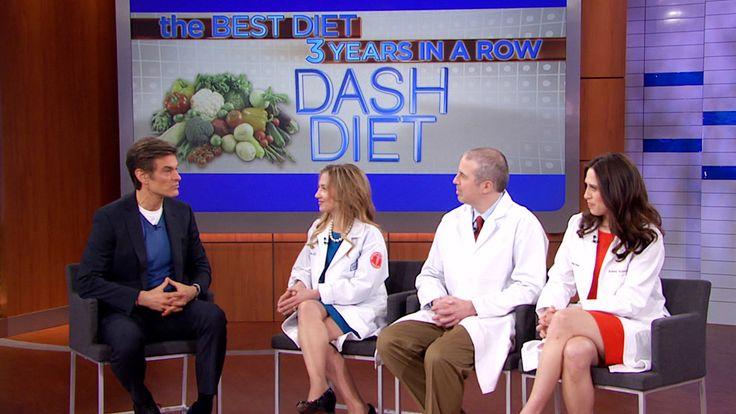 DASH Diet Secrets Revealed, Pt 1