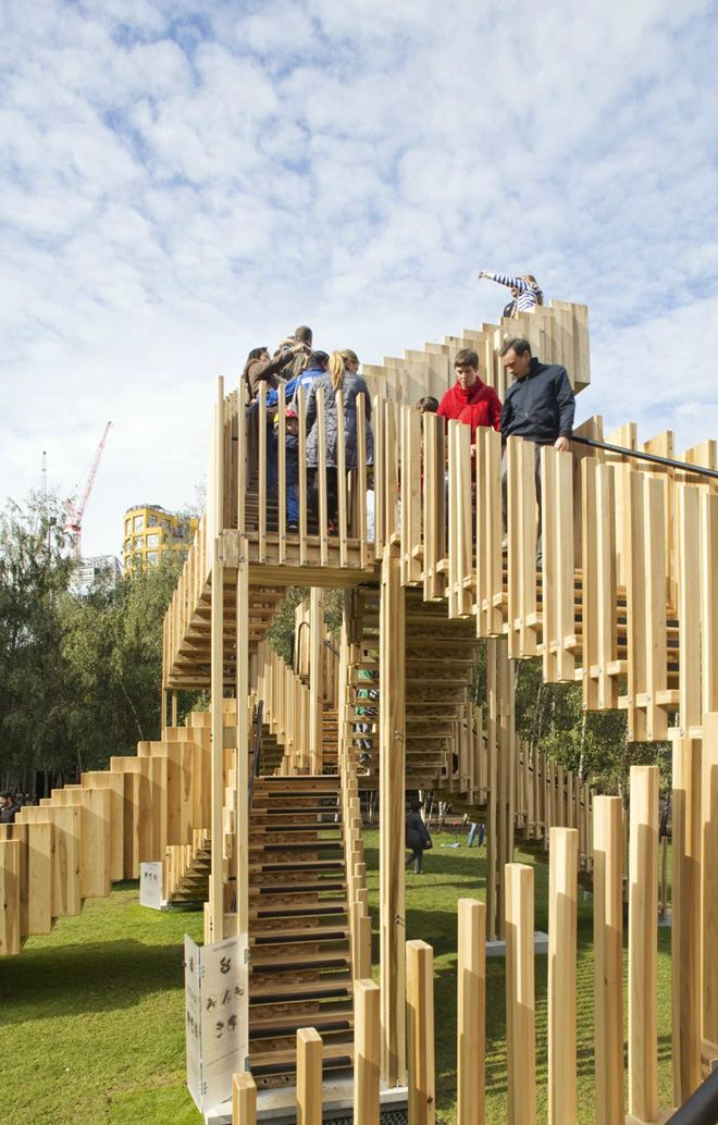 6 the endless stair by drmm architects The Endless Stair by dRMM Architects