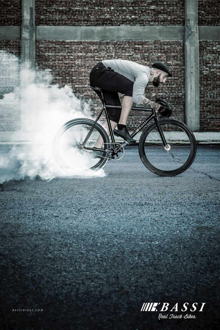 Bassi Bikes: Burn