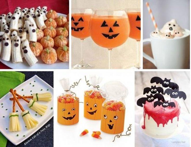 Smakołyki na Halloween
