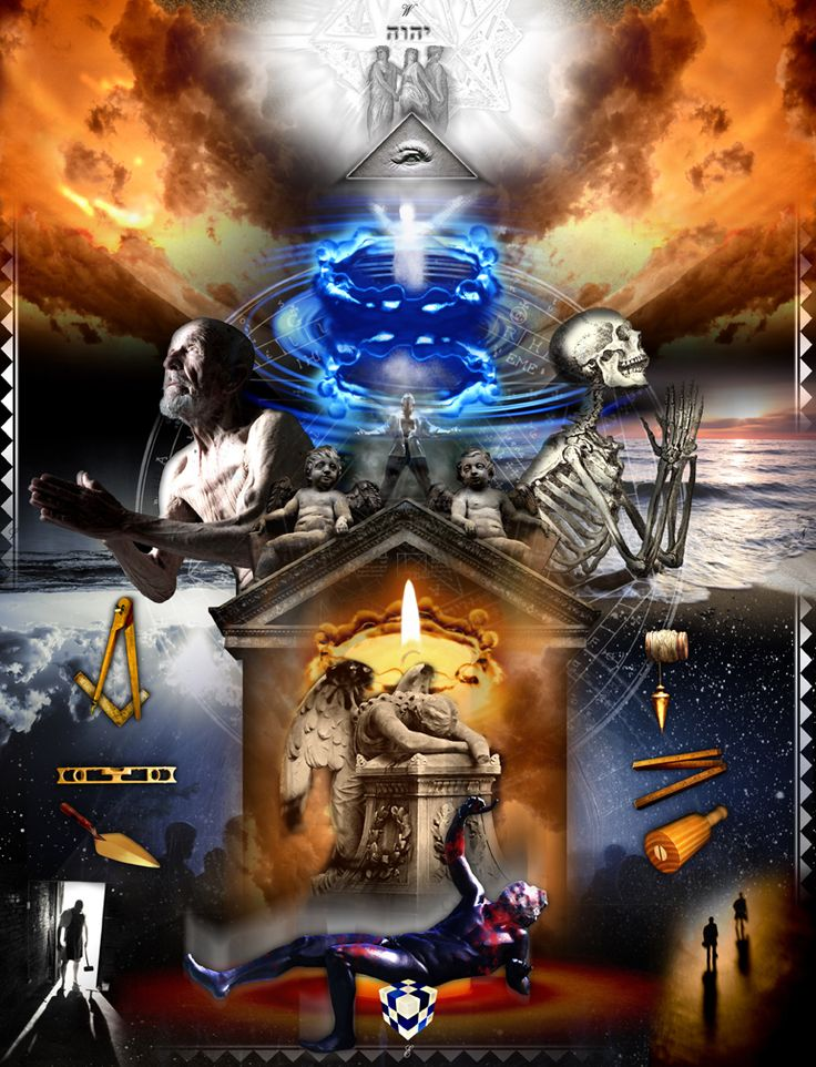 The Work Above Is A Modern Representation Of Third Degree Tracing Boards Masonic Antiquity It Filled With Metaphor And Symbolism Fluent To All