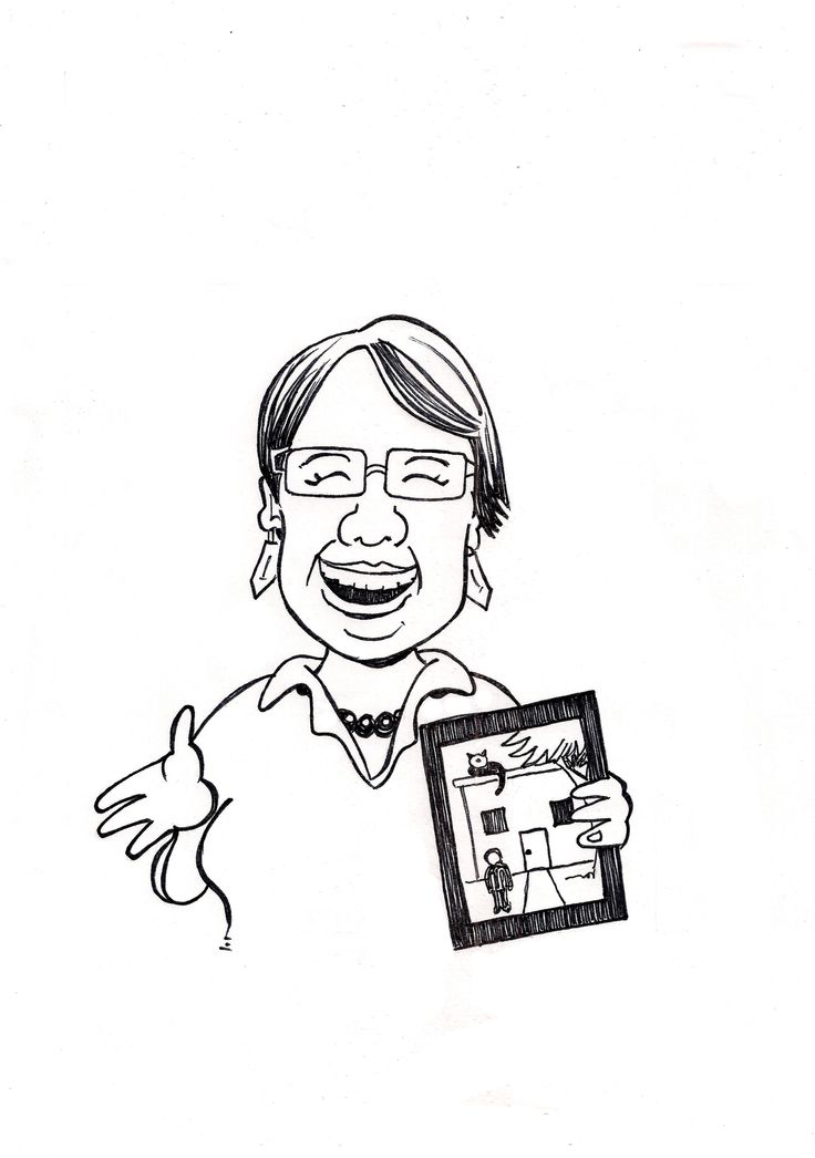 Author pic from Wonderful World of Work